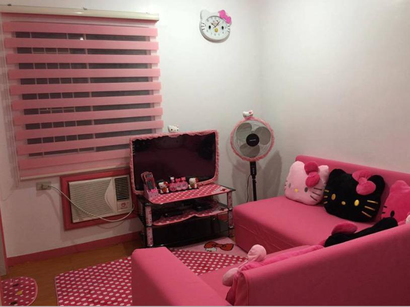 Ruang Rumah Hello Kitty