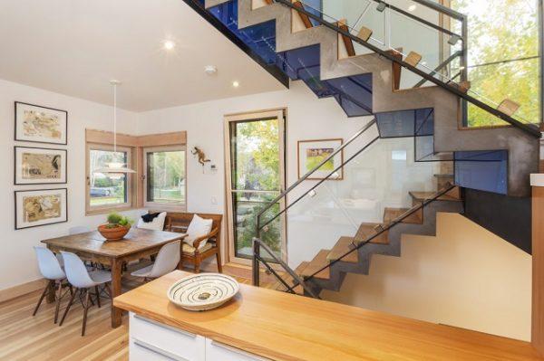 Rumah Kecil 100 Meter Persegi 3 Lantai Tata Ruang Rumah Minimalis