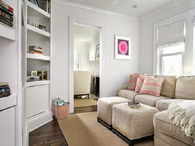 Desain Ruang Tamu Kecil Cara Merancang Berukuran Agar Nyaman Dan Impresif