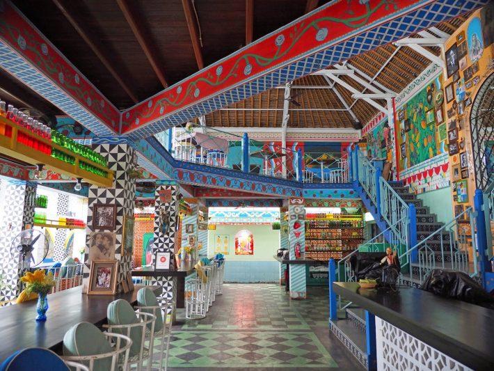 Gaya Desain ala Meksiko