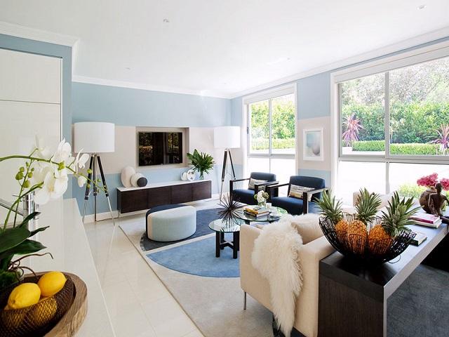 Gaya desain interior mediterania gaya desain interior kaya warna khas negeri eropa