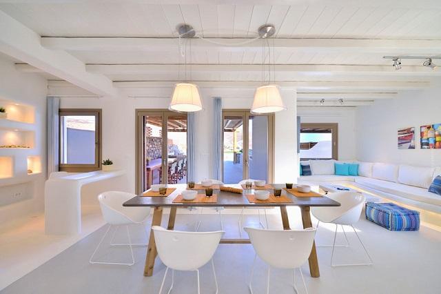 visualisasi gaya desain interior mediterania modern