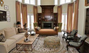 5 desain ruang tamu gaya mediterania yang mewah dan elegan