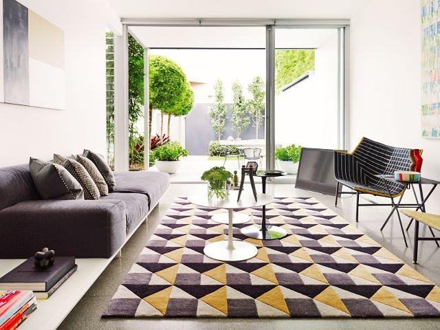 interior rumah yang aman, nyaman, dan menyenangkan