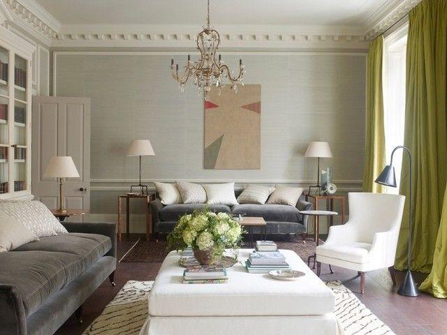 Gaya desain interior neoklasik