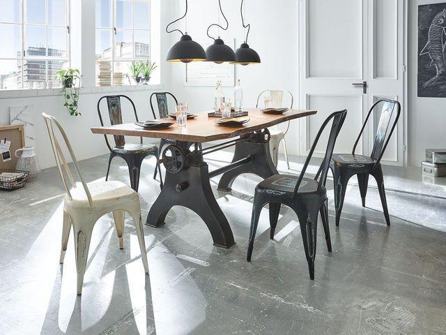 desain ruang makan ala kafe