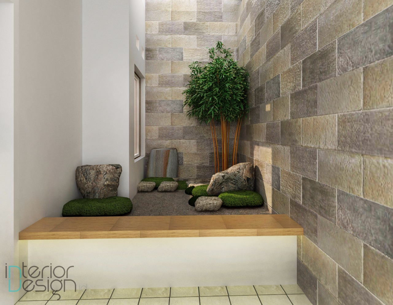 Jasa desain interior rumah bandung; rumah ibu elly sukabumi