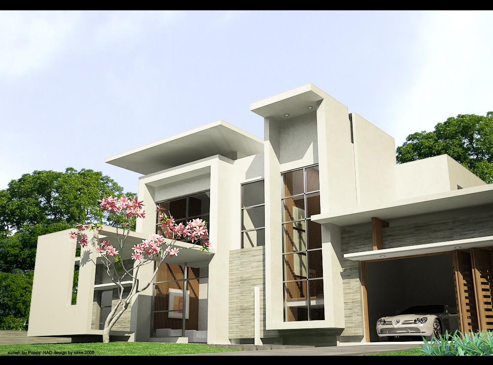 Gaya Desain Rumah ala Raisa Hamish