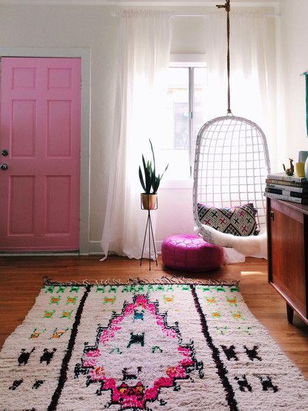 Cara Dekorasi Rumah Baby Pink