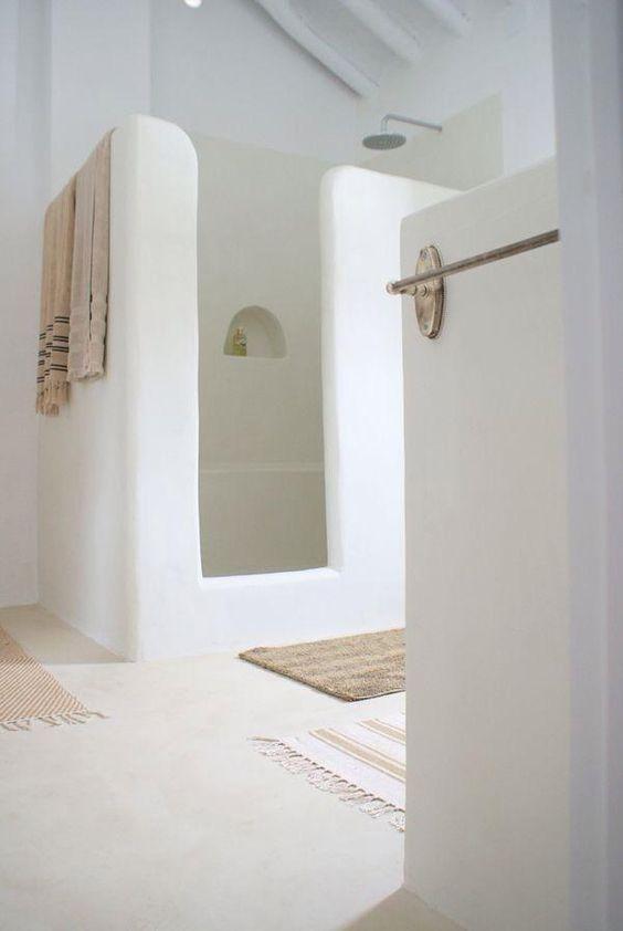 Desain rumah ramah lingkungan; desain kamar mandi rumah modern-cob