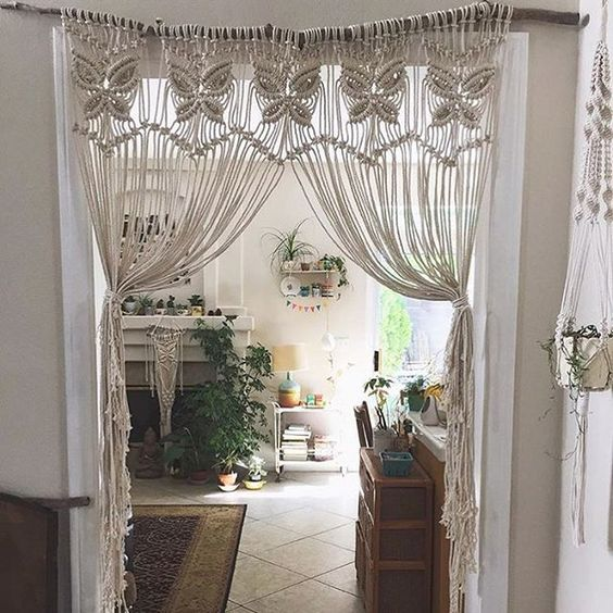 dekorasi kamar bohemian