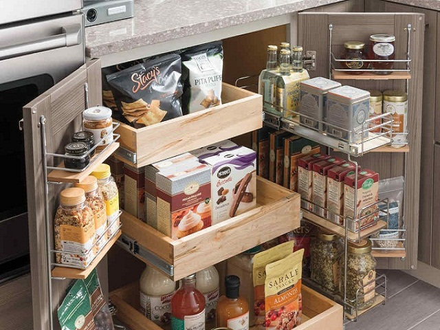 Dekorasi Storage Dapur Cara Terbaik Menata Area Penyimpanan Di Ruang Dapur Interiordesign Id