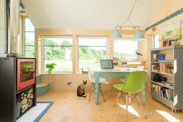 desain home office rumah kecil