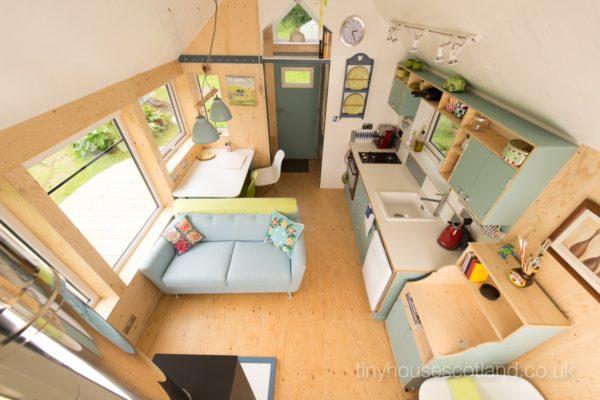 interior ruang kelauarga