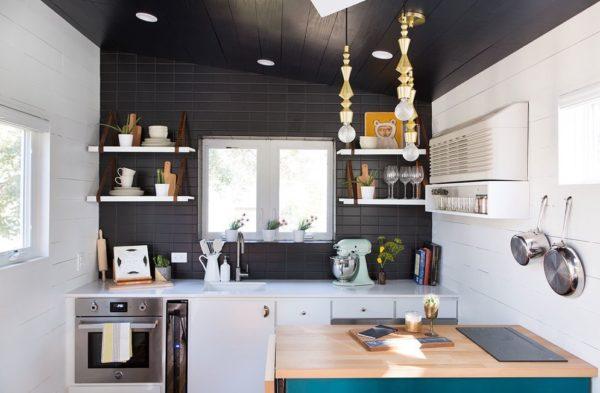 desain pantry rumah kecil