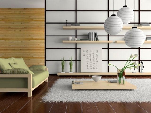 gaya desain zen