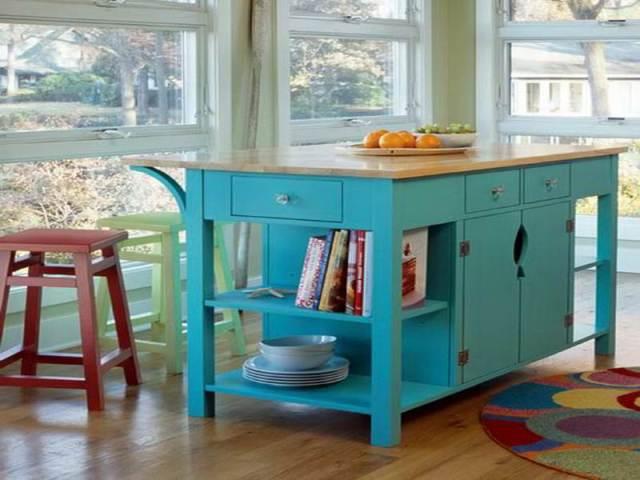 kesalahan dekorasi dapur, minimnya storage