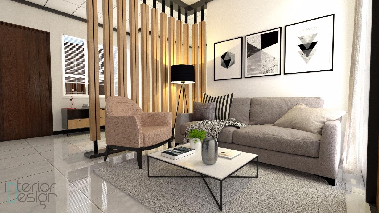 Ruang tamu jepara for Design interior minimalis modern