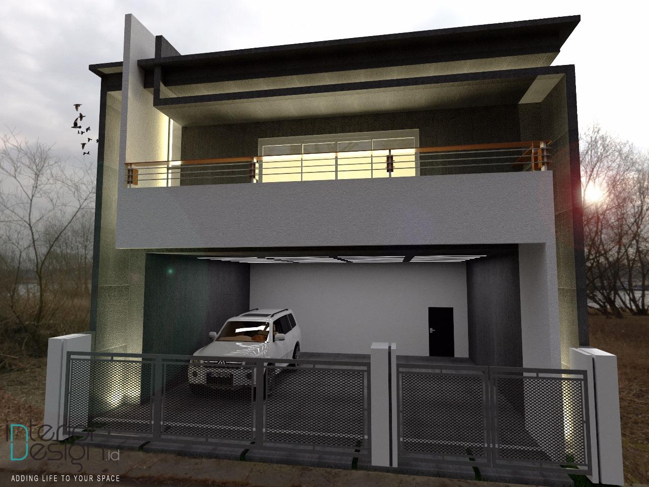 jasa desain interior rumah serang banten