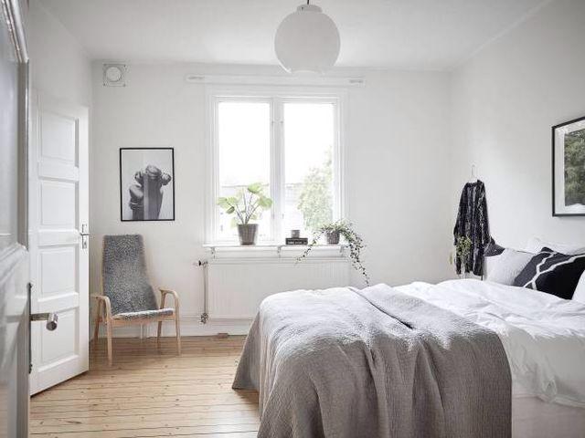 dekorasi kamar tidur sehat