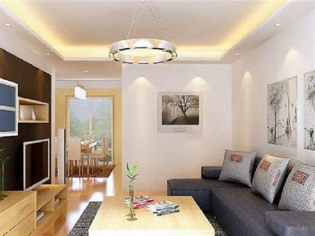 dekorasi sudut ruangan