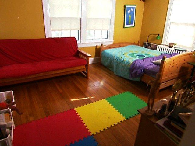 desain dan dekorasi kamar anak