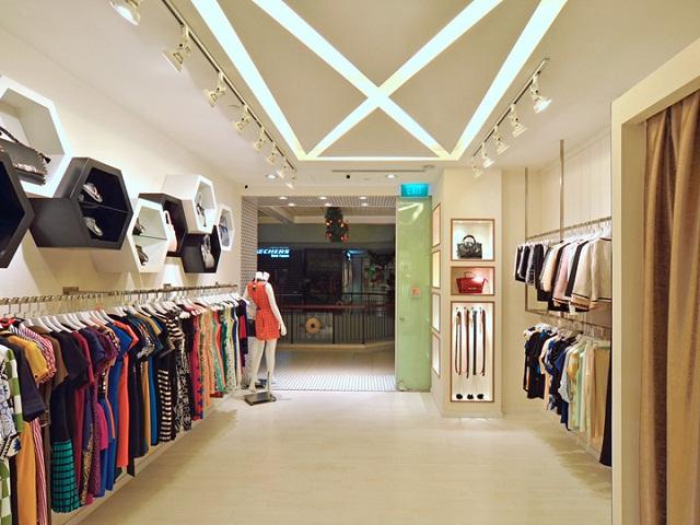 desain interior butik unik