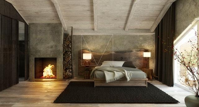 desain interior jepang skandinavia; estetika wabi sabi