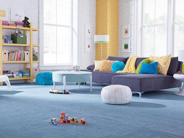 penggunaan dan pemilihan karpet dalam desain interior