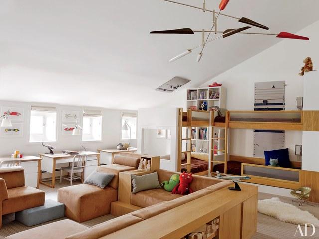 loteng rumah sebagai area serbaguna