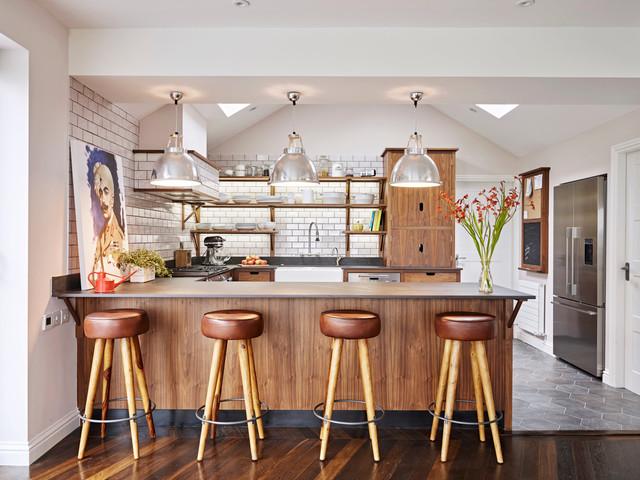 desain pantry keren dan fungsional