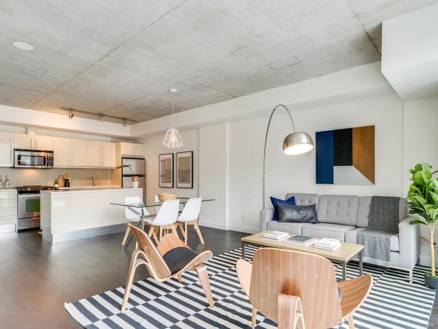 desain ruang makan terbuka