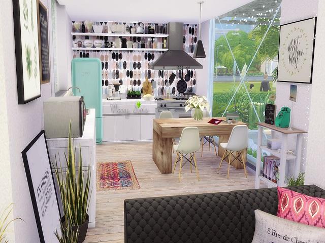 Desain rumah kontainer modern minimalis