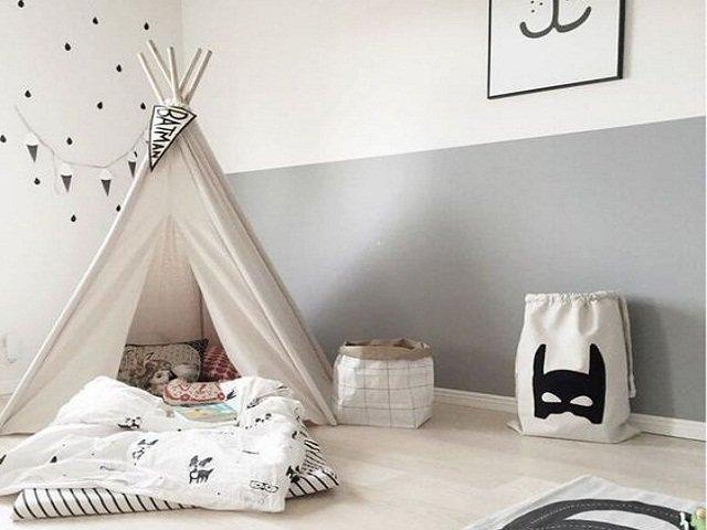 desain dan dekorasi kamar tidur anak