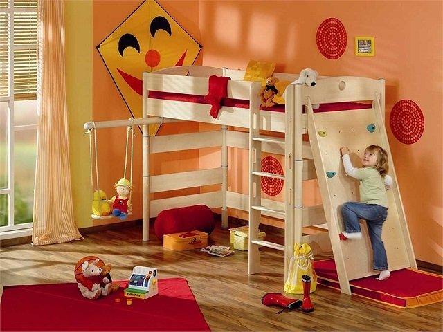 warna cat kamar tidur anak