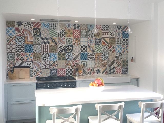 Dekorasi Dapur Ubin Cara Terbaik Menampilkan Ruang Yang Klasik Dan Unik