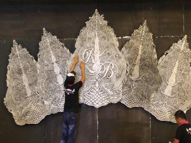 dekorasi tradisional unik