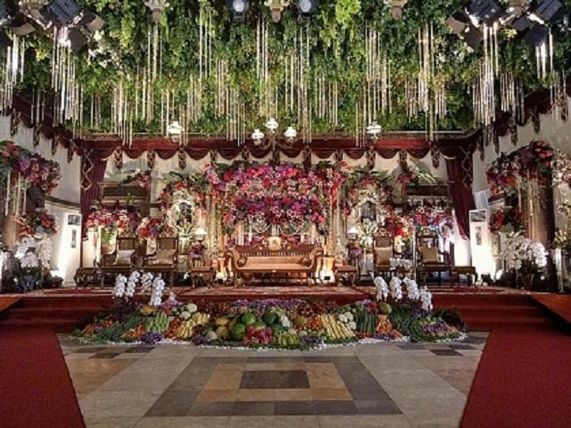 dekorasi tradisiona unik