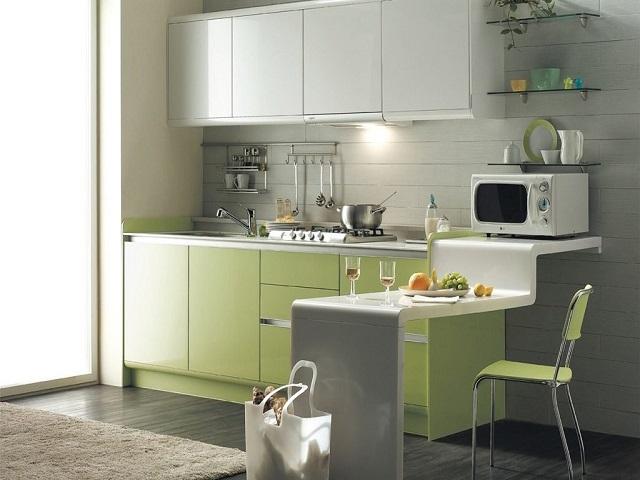 Dapur Minimalis Konsep Interior Dapur Rumah Modern Interiordesign Id
