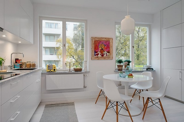 desain interior apartemen
