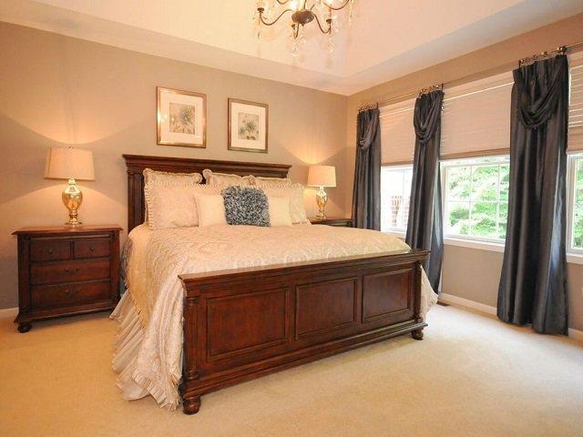 dekorasi kamar tidur tradisional