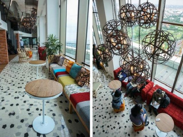 desain interior kantor google