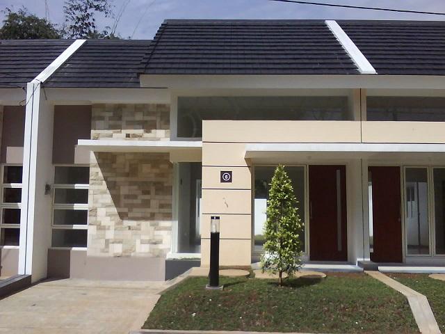 desain fasad rumah tipe 36