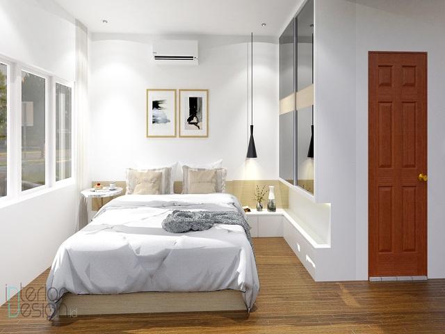Desain Kamar Tidur Jepang Modern Tampilan Minimalis Natural Untuk