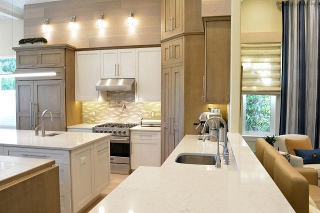 desain dapur pintar