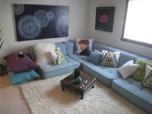Desain Ruang Tamu Tanpa Kursi Cara Menata Ruang Tamu Agar