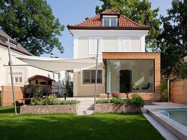 desain rumah pasif