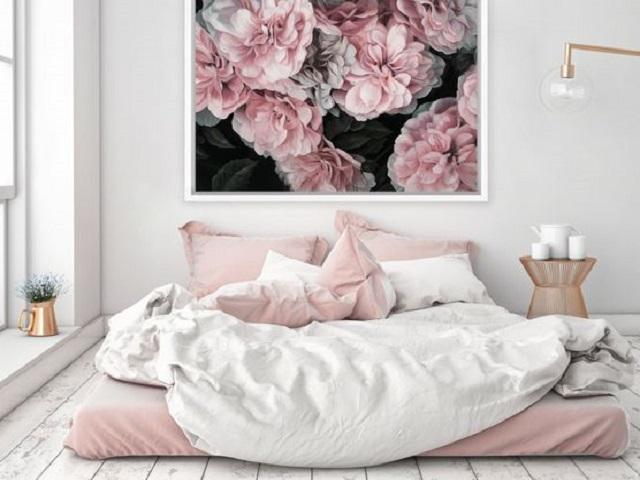 Desain Tempat Tidur Tanpa Ranjang