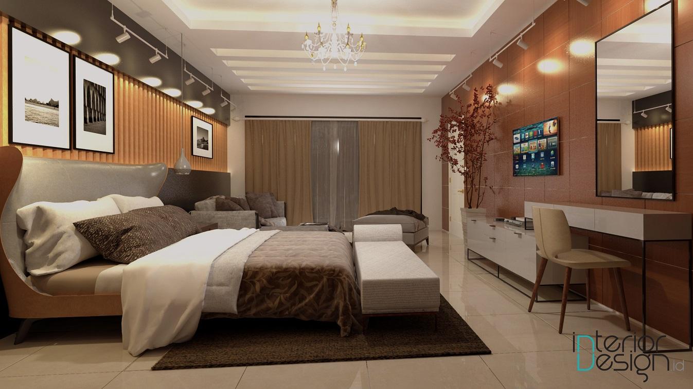 Kamar Tidur Utama, Lt.2 - Lamongan, Jawa Timur ...