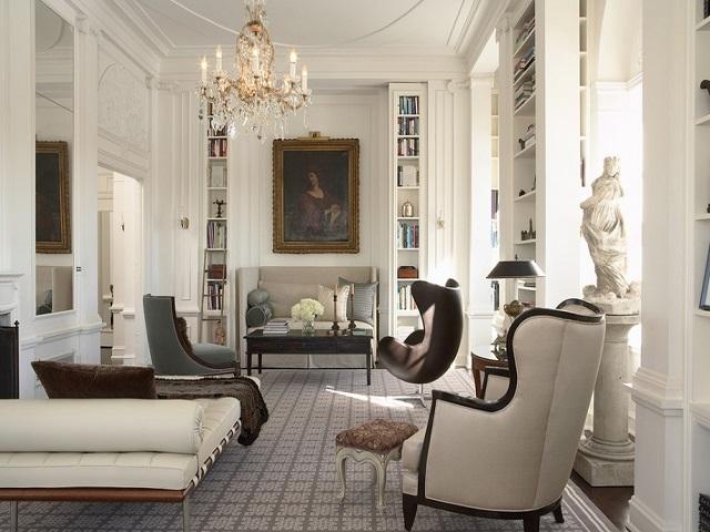 interior rumah gaya victoria